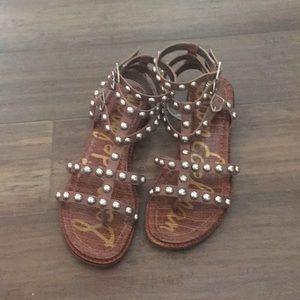 Sam Edelman studded sandal